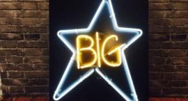 """Big Star"" neon sign"